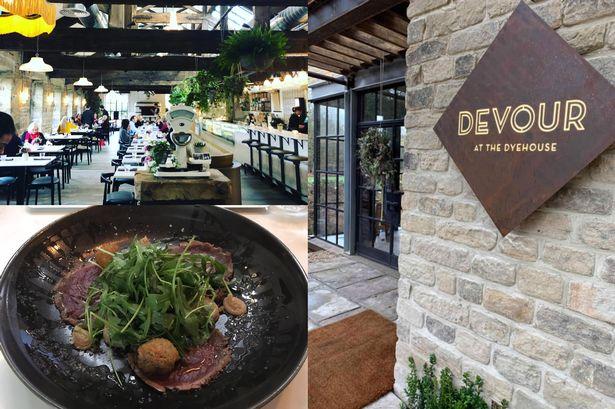 Devour Restaurant – EXOR