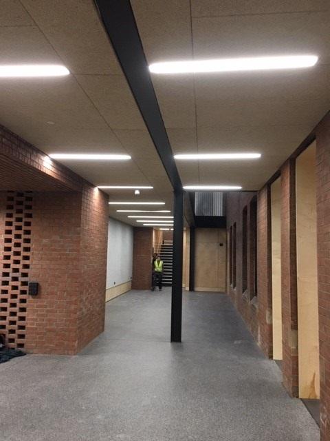 Dynalite Corridor a